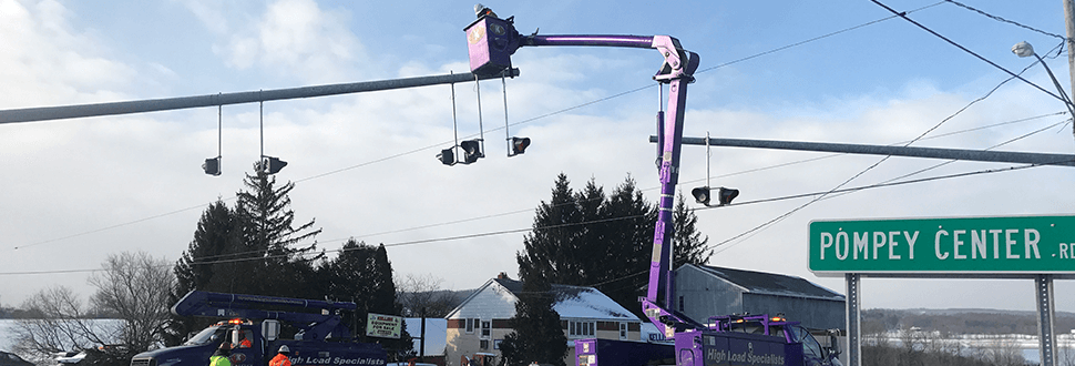 Kenco Utility Truck 200 Ton Turbines Slideshow 03